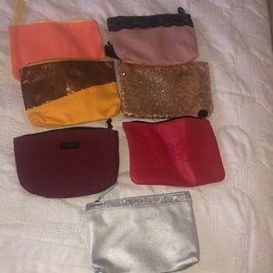 Bundle of Ipsy Cosmetic Bags